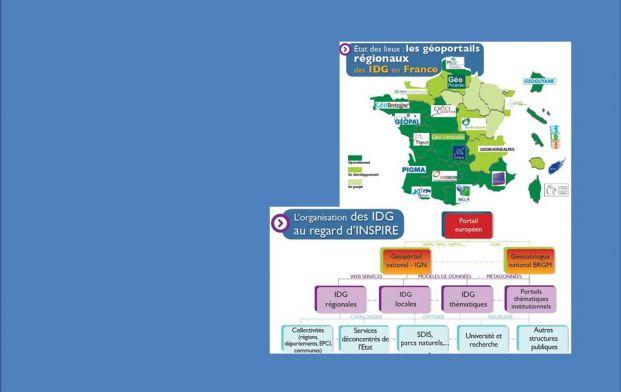 Cartographie et Schéma des IDG en France